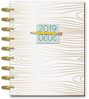 MAMBI - CLASSIC Happy Planner Teacher 2019-2020, 12 kk
