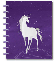 MAMBI - CLASSIC Happy Notes™, Magical Unicorn (hieman hankaumaa kansissa)