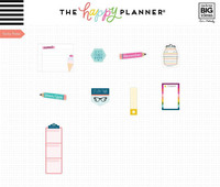 MAMBI - Happy Planner Sticky Notes, Student - Get Things Done