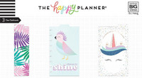 Mambi - Happy Planner Classic Dashboards, Student, 3 kpl