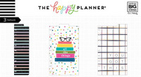 Mambi - Happy Planner Classic Dashboards, Teacher, 3 kpl