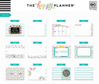 Mambi - Happy Planner Accessory Pack, Student - Kind Kids