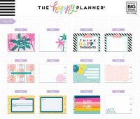Mambi - Happy Planner Accessory Pack, Student - Stay Sharp