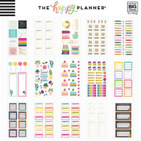 MAMBI - Happy Planner BIG, Teacher Functional, Tarrasetti, 30arkkia