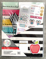 MAMBI - CLASSIC Happy Planner, Teacher, Accessory Pack