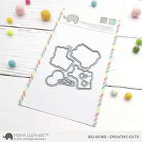 Mama Elephant - Big News, Creative Cuts, Stanssisetti