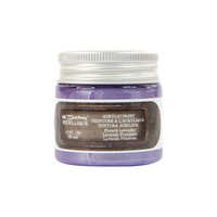 Prima Marketing - Finnabair Art Alchemy Acrylic, Metallique French Lavender