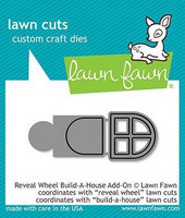 Lawn Fawn - Reveal Wheel Build a House Add-On, Stanssisetti