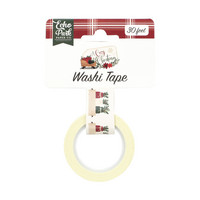 Echo Park - A Cozy Christmas Decorative Tape, 15mmx9m, Holiday Jars