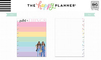 MAMBI - Rongrong CLASSIC Happy Planner, Notes & Things, Paperisetti
