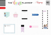 MAMBI - Happy Planner Sticky Notes, Rongrong