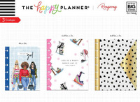 MAMBI - Happy Planner, Rongrong, Snap-In Envelopes
