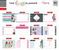 Mambi - Happy Planner Accessory Pack, Rongrong