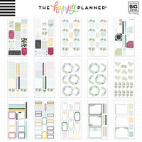 MAMBI - Happy Planner tarrasetti, Homebody, 30arkkia