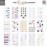 MAMBI - Happy Planner tarrasetti, Glam Girl, 30arkkia