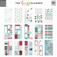 MAMBI - Happy Planner tarrasetti, Winter, 30arkkia