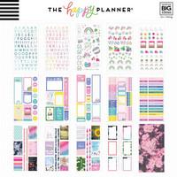 MAMBI - Happy Planner tarrasetti, Spring, 30arkkia