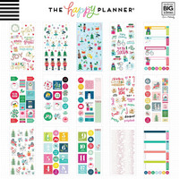 MAMBI - Happy Planner tarrasetti, Christmas Joy - Mini, 30arkkia