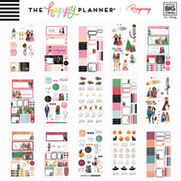 MAMBI - Happy Planner tarrasetti, Rongrong - Mini Seasonal, 30arkkia