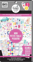 MAMBI - Happy Planner tarrasetti, Encourager - Mini, 30arkkia