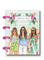 MAMBI - Micro Happy Notes™ Memo Book, Rongrong - Summer Vibes