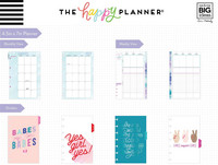 MAMBI - MINI Happy Planner Deluxe 2020, Encourager, päivätty