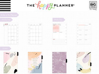 MAMBI - MINI Happy Planner 2020, Painterly, päivätty