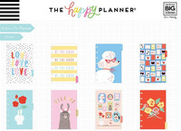 MAMBI - MINI Happy Planner 2020, Ooh La La, päivätty