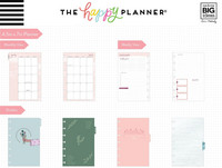 MAMBI - MINI Happy Planner 2020, Dainty Details, päivätty
