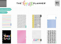 MAMBI - MINI Happy Planner 2020, Funky Brights, päivätty