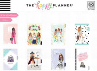 MAMBI - MINI Happy Planner 2020, Rongrong - Life Is Beautiful, päivätty