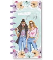 MAMBI - SKINNY CLASSIC Happy Planner 2020, Rongrong - Life is Lovely, päivätty