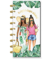 MAMBI - SKINNY CLASSIC Happy Planner 2020, Rongrong - Bright Days Ahead, päivätty