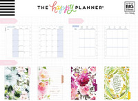 MAMBI - CLASSIC Happy Planner 2020, Spring Floral