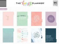 MAMBI - CLASSIC Happy Planner 2020, Be Well - Wellness