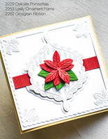 Poppy Stamps - Grosgrain Ribbon, Stanssi
