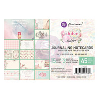 Prima Marketing - Dulce By Frank Garcia Journaling Notecards, 4