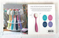 Taylored Expression - Blender Brushes, leimamusteen levitykseen