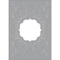 Spellbinders - Cutting Embossing Folders, Laurel & Bows