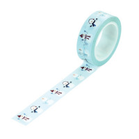 Echo Park - My Favorite Winter Decorative Tape, 15mmx9m, Sweet Snowman