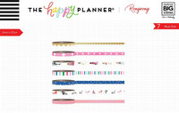 MAMBI - Happy Planner Washi, Rongrong - Colorful, Teippisetti