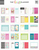 MAMBI - Happy Planner, Happy Hostess, Tarrasetti, 36 tarraa