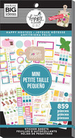 MAMBI - Happy Planner tarrasetti, Happy Hostess - Mini, 30arkkia