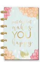 MAMBI - MINI Happy Planner 2020, Beautiful Day, päivätty