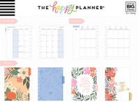MAMBI - CLASSIC Happy Planner 2020, Lovely Blooms