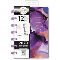 MAMBI - MINI Happy Planner 2020, Paint Magic, päivätty