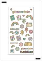 MAMBI - Planner Babe Happy Planner Enamel Stickers, Tarra-arkki