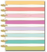 MAMBI - Planner Babe CLASSIC Deluxe Happy Planner 2020, Stripe