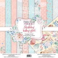 Fabrika Decoru - Shabby Baby Girl Redesign, 12