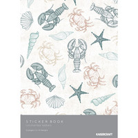 Kaisercraft - Uncharted Waters Sticker Pad, Tarrasetti